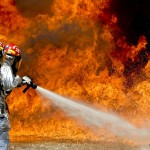 Trial by Fire in a Home-Based Business