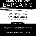 B2B Email Testing: Validity threats cause Ferguson to miss out on 16% lift from Black Friday Test