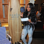Fifth Harmony's Normani Kordei Talks Business At GBK's Pre-Grammy Luxury Suite