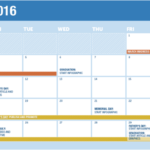 Everything Bloggers Need to Consider for Their April Content Calendar