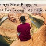 PB161: 3 Things Most Bloggers Don't Pay Enough Attention To