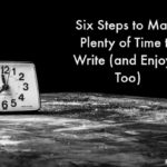 New Year Reboot: Make More Time to Write