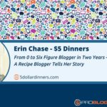 223: From 0 to Six-Figure Blogger in Two Years – A Recipe Blogger Tells Her Story