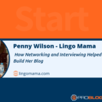 272: How Networking and Interviewing Helped One Blogger Build Her Blog