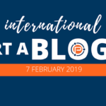 International Start a Blog Day Class of 2019