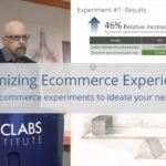 Optimizing Ecommerce Experiences: 25 valid ecommerce experiments to ideate your next A/B test