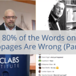 Why 80% of the Words on Our Webpages Are Wrong (Part 3): 4 elements that increase funnel momentum