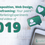 Value Proposition, Web Design, and Wireframing: Your peers' favorite MarketingExperiments articles and videos of 2019