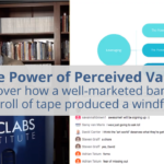 The Power of Perceived Value: Discover how a well-marketed banana & roll of tape produced a windfall