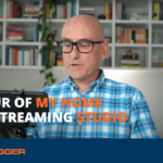 A Tour of My Home Live Streaming Studio