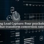 Accelerating Lead Capture: Four psychological keys that transform conversion rates